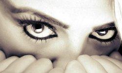 страх, глаза
