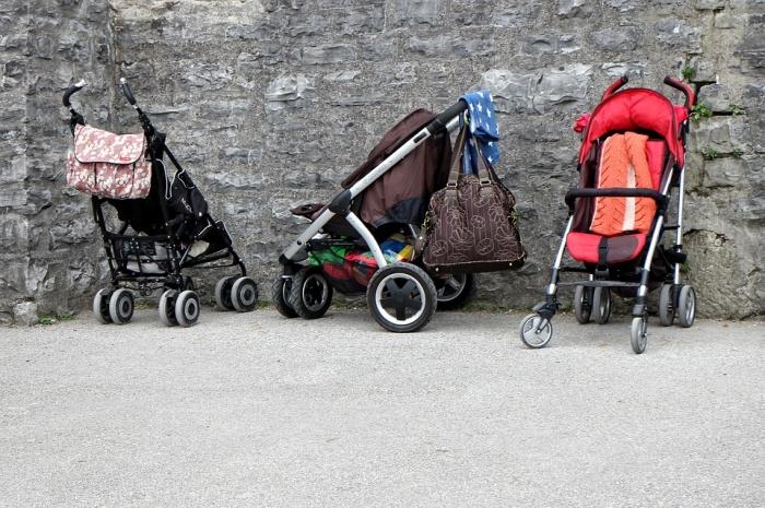 Дизайн детских колясок: тренды-2016