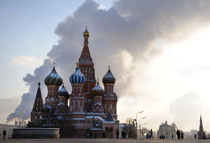 Качество воздуха в Москве оставляет желать лучшего. Фото: DMITRY KOSTYUKOV/AFP/Getty Images
