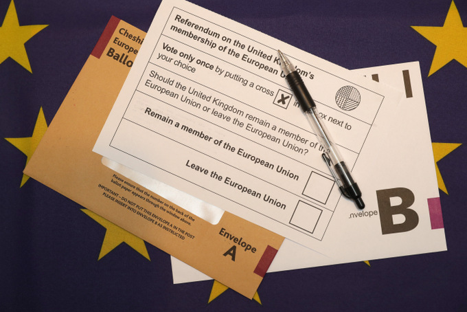 ЕС референдум