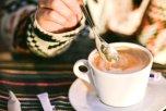 сколько сахара, кофе