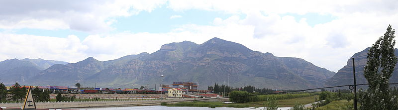 Хэншань