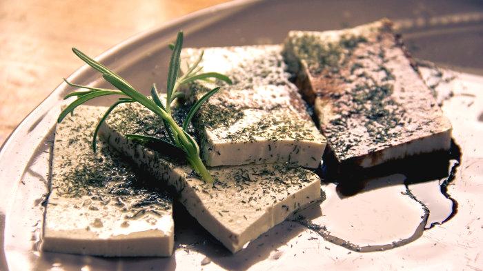 тофу, соя
