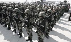 Отряд Народной вооружённой полиции