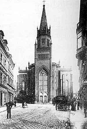 Альтштадская церковь. Фото: kc.koenig.ru