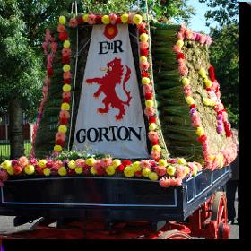 Gorton Rushcart 10th Anniversary