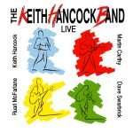 Keith Hancock Band Live CD
