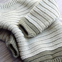 Sofus trøjen - Hæklet trøje til de små