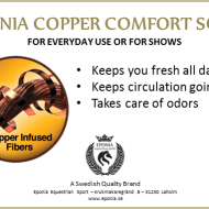 Eponia Copper Comfort Sox