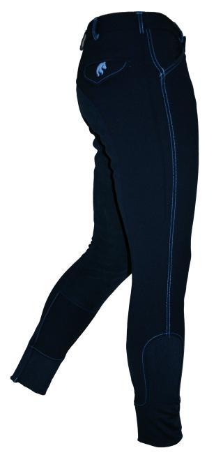 Fullseat mens breeches in Eco bamboo fiber