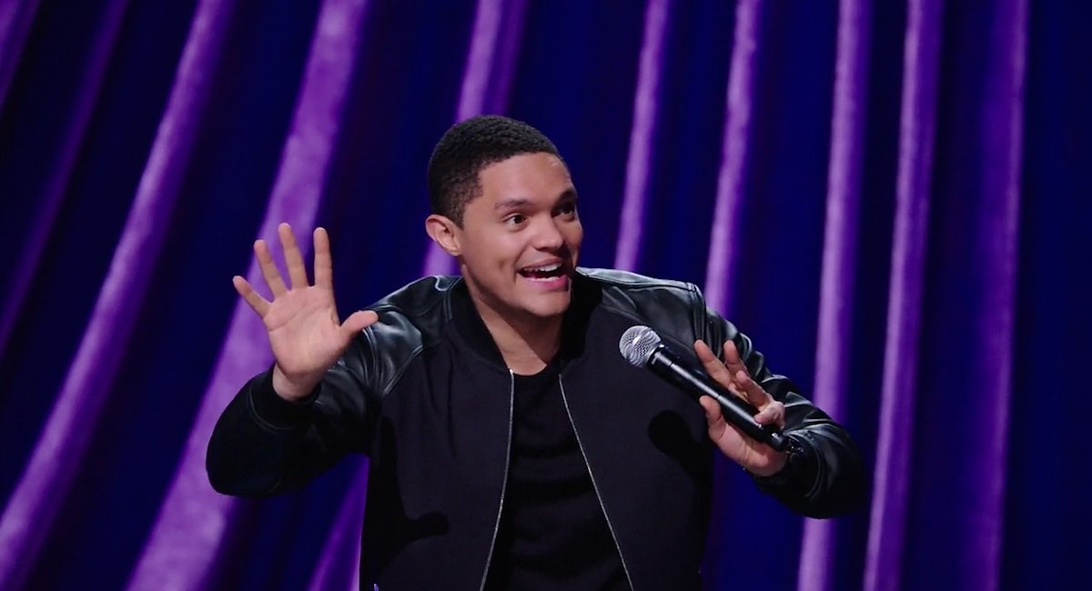 Review: Trevor Noah is international man of comedy in new 'Afraid Of The  Dark' Netflix special   Eponymous Review