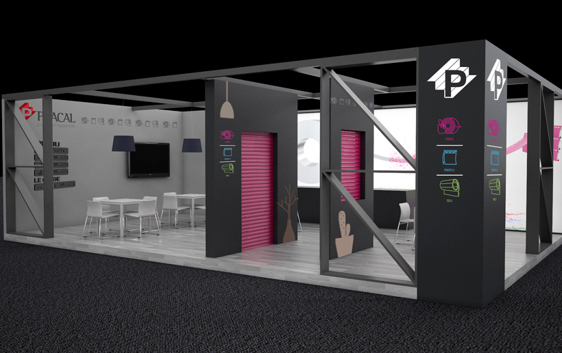 stand pracal r+t messe stoccarda 2015