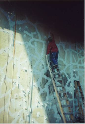 Epoxy Injection of concrete