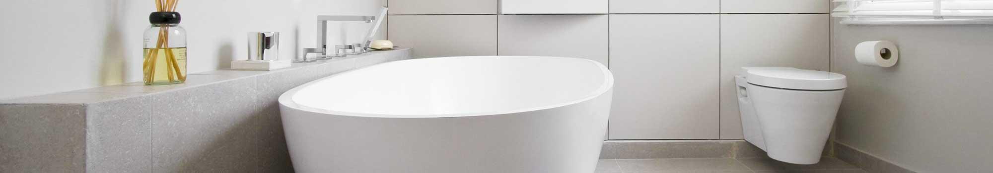 Designer Concrete For The Bath