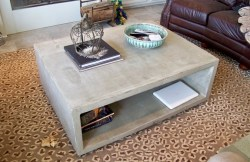 Concrete Furnishings Vero Beach