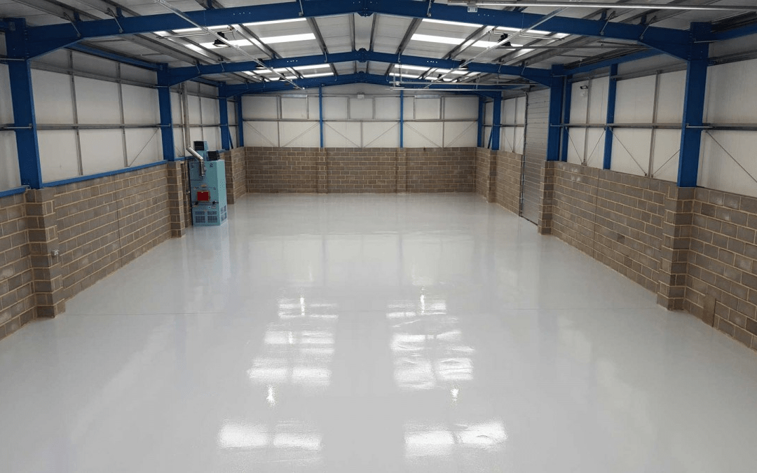 3 Reasons Why Epoxy Flooring Is A Great Choice For Your Business