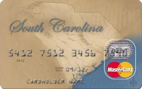 South Carolina EPPICard - Eppicard Help