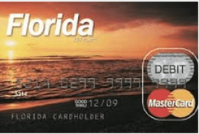Florida Child Support Card