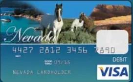 Nevada Unemployment Card