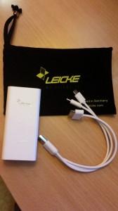 LEICKE Power Station mit Kabel