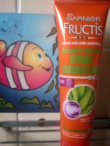 Fructis Creme Kur Seidige Versiegelung