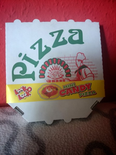 LOOK O LOOK Mini-Fruchtgummi-Pizza zu