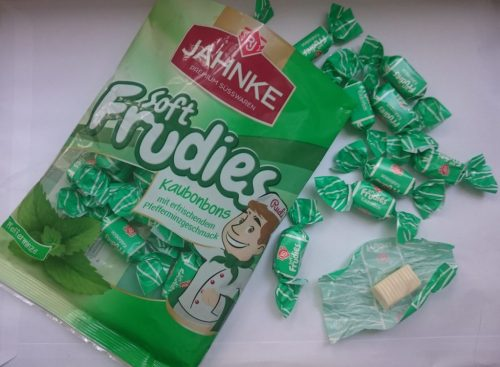 Jahnke Soft Frudies Pfefferminz