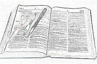 Ma Bible d'étude, offerte par l'Eglise Chemin de Vie de Léogane en Haiti