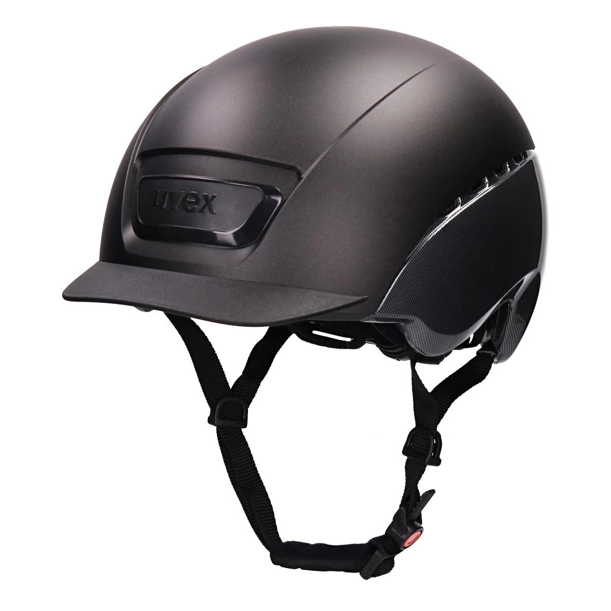 Riding Helmet Uvex Elexxion Tocsen