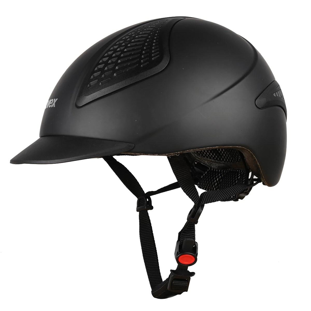 Riding Helmet Uvex Exxential Ii