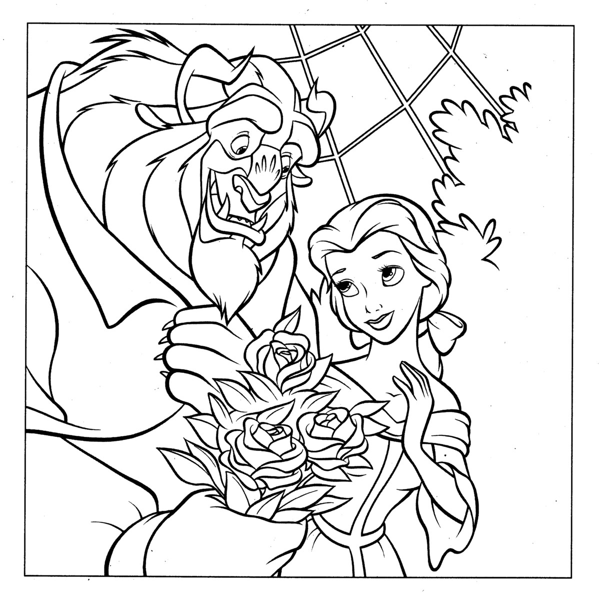 Disney Princess Coloring Pages 66 Free Printable Coloring Pages