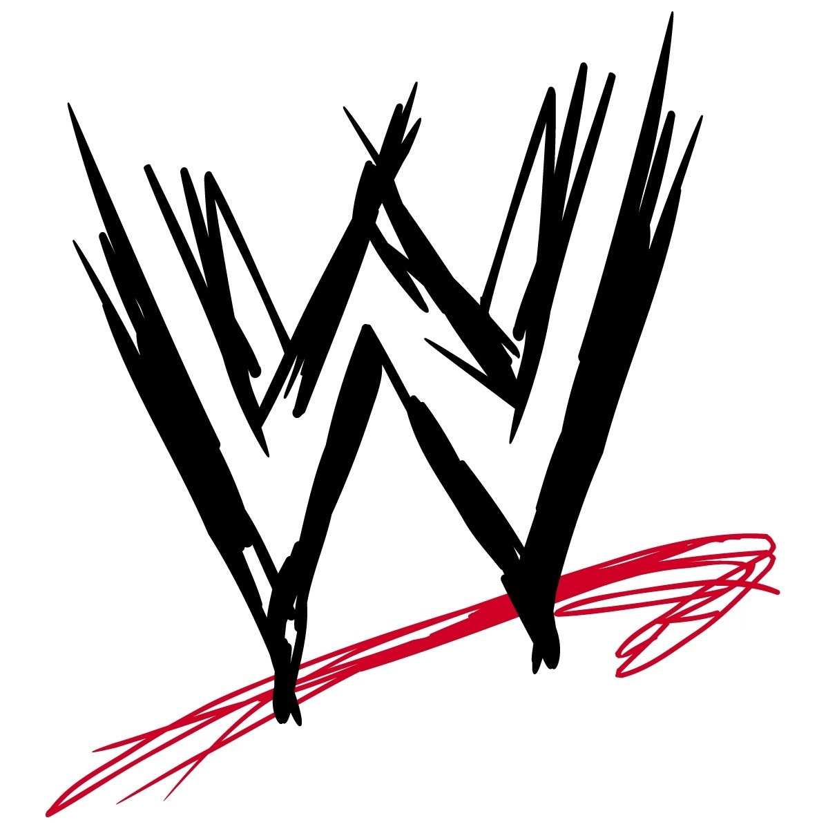 Wrestler Logo Wwe Coloring Pages For Kids Free Printable