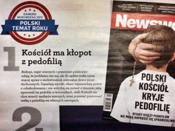 Newsweek i księża