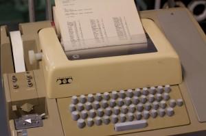 EP Studios teletype