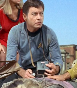 Did McCoy's tricorder have POE?