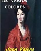 De varios colores - Juan Valera portada