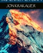 Mal de altura - Jon Krakauer portada