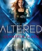 Altered - Gennifer Albin portada