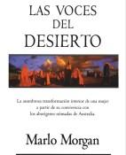 Las voces del desierto - Marlo Morgan portada