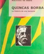 Quincas Borba - Joaquim Machado de Assis portada