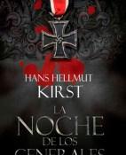 La noche de los generales - Hans Hellmut Kirst portada