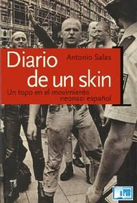 Diario de un skin - Antonio Salas portada