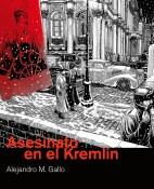 Asesinato en el Kremlin - Alejandro M. Gallo portada
