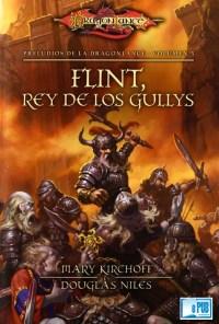 Flint, rey de los gullys - Mary Kirchoff y Douglas Niles portada