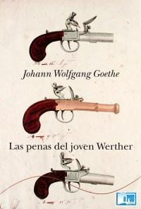Las penas del joven Werther - Johann Wolfgang von Goethe portada