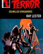 Colmillos vengadores - Ray Lester portada
