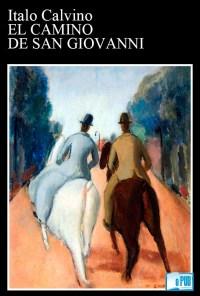El camino de San Giovanni - Italo Calvino portada