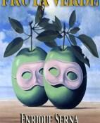 Fruta verde - Enrique Serna portada