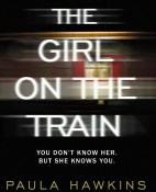 The girl on the train - Paula Hawkins portada