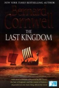 The last kingdom - Bernard Cornwell portada